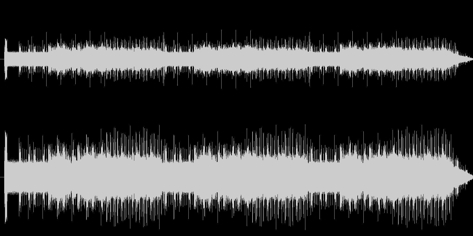 和楽曲シリーズ・テーマは鷹です。の未再生の波形