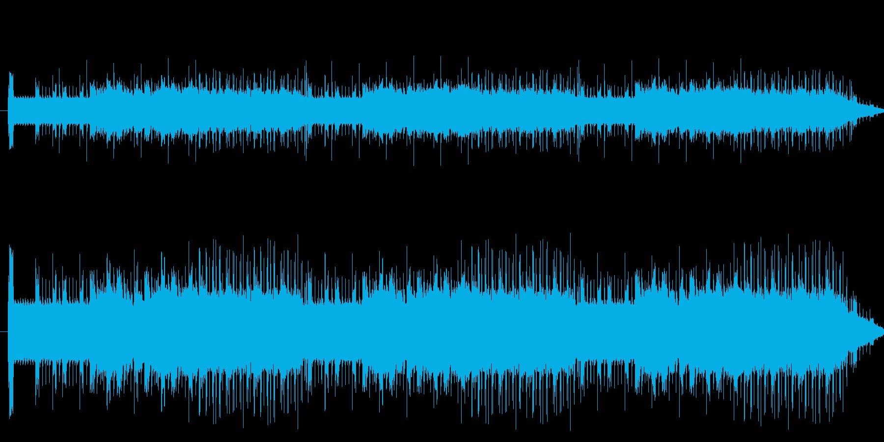 和楽曲シリーズ・テーマは鷹です。の再生済みの波形