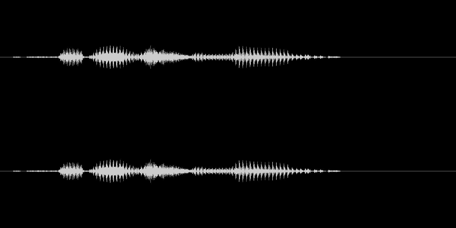 広島(県名)の未再生の波形