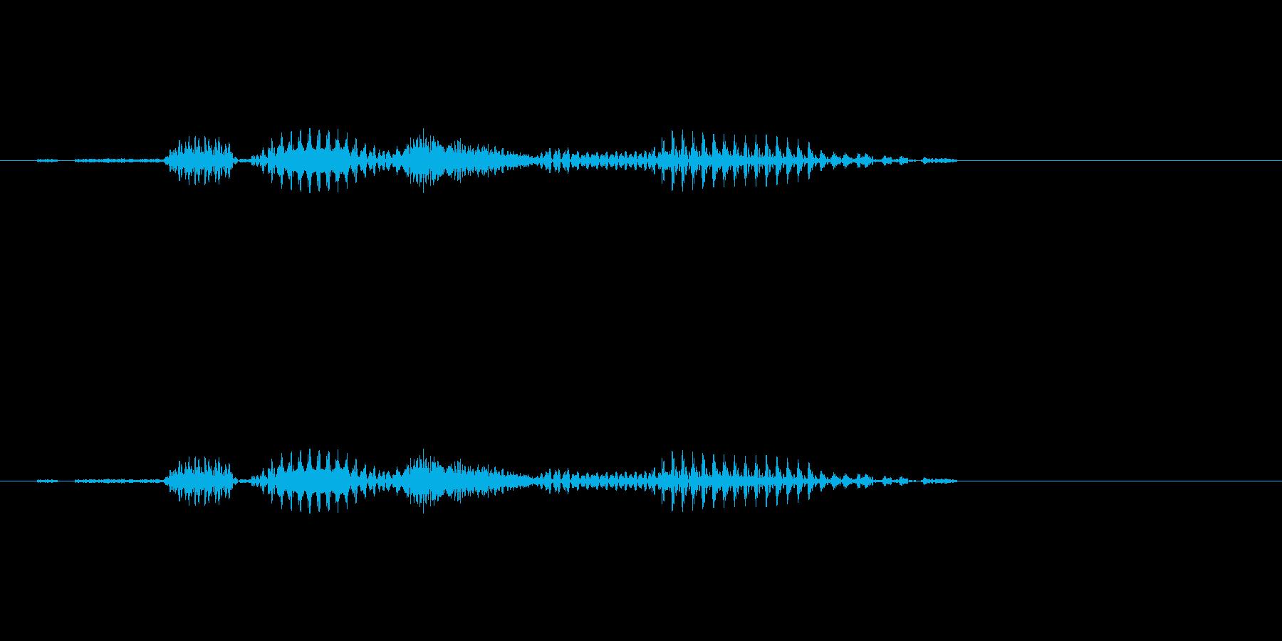 広島(県名)の再生済みの波形