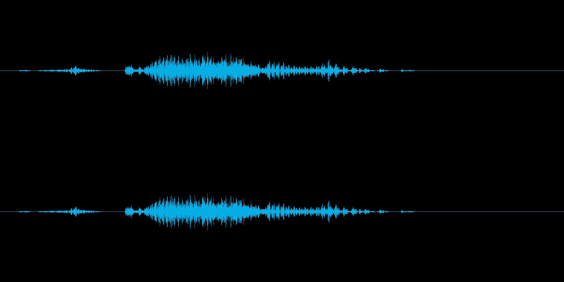 福島(県名)の再生済みの波形