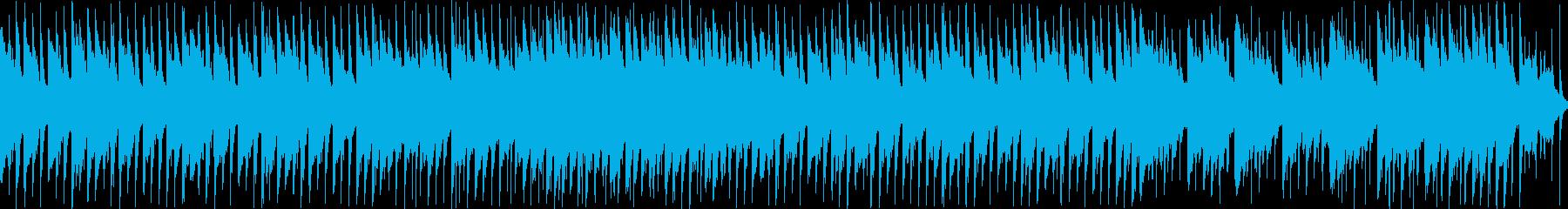【ループ】様々な楽器が奏でる可愛いワルツの再生済みの波形