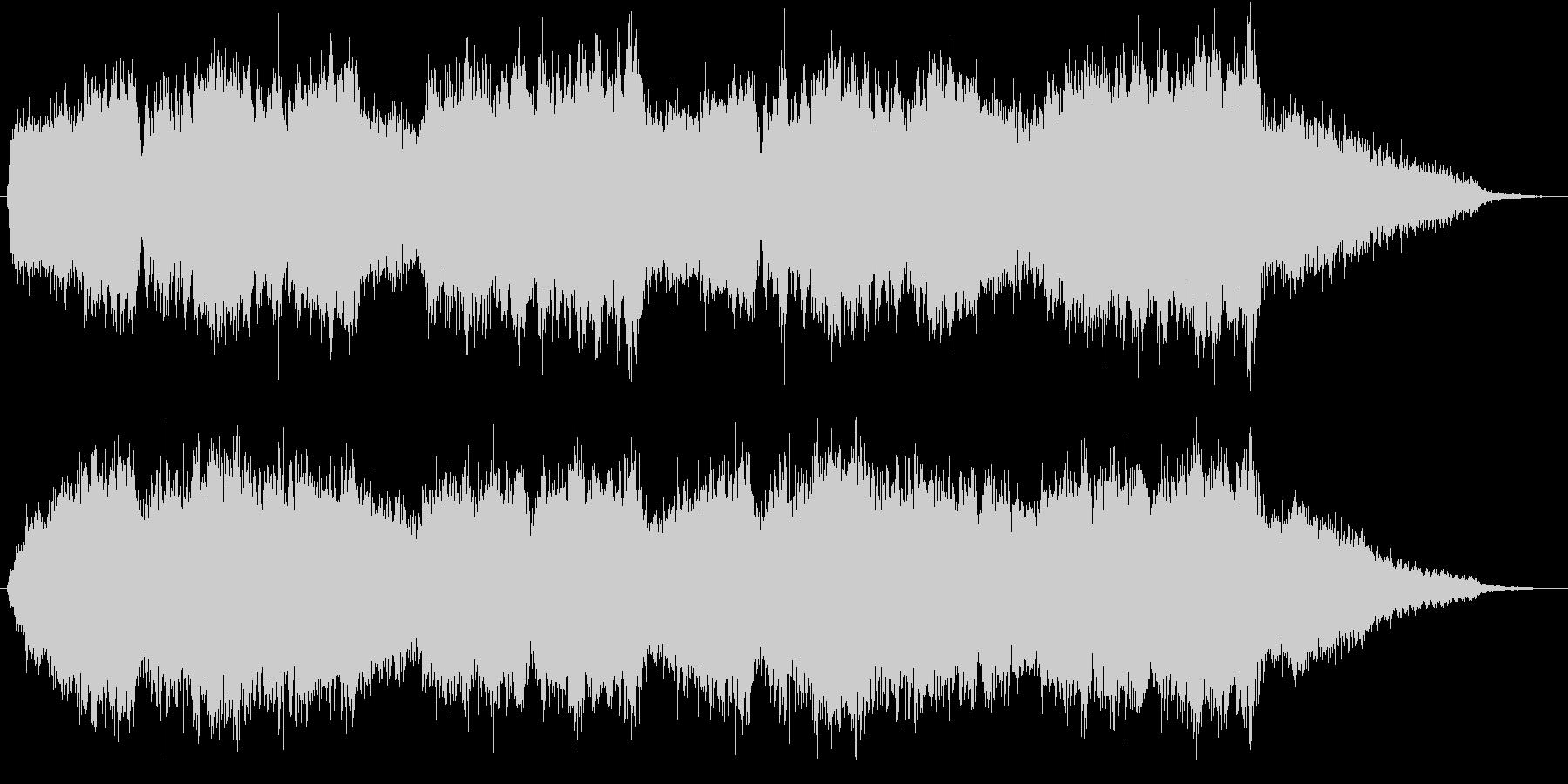 海辺の風(リラックス)【オーケストラ】の未再生の波形