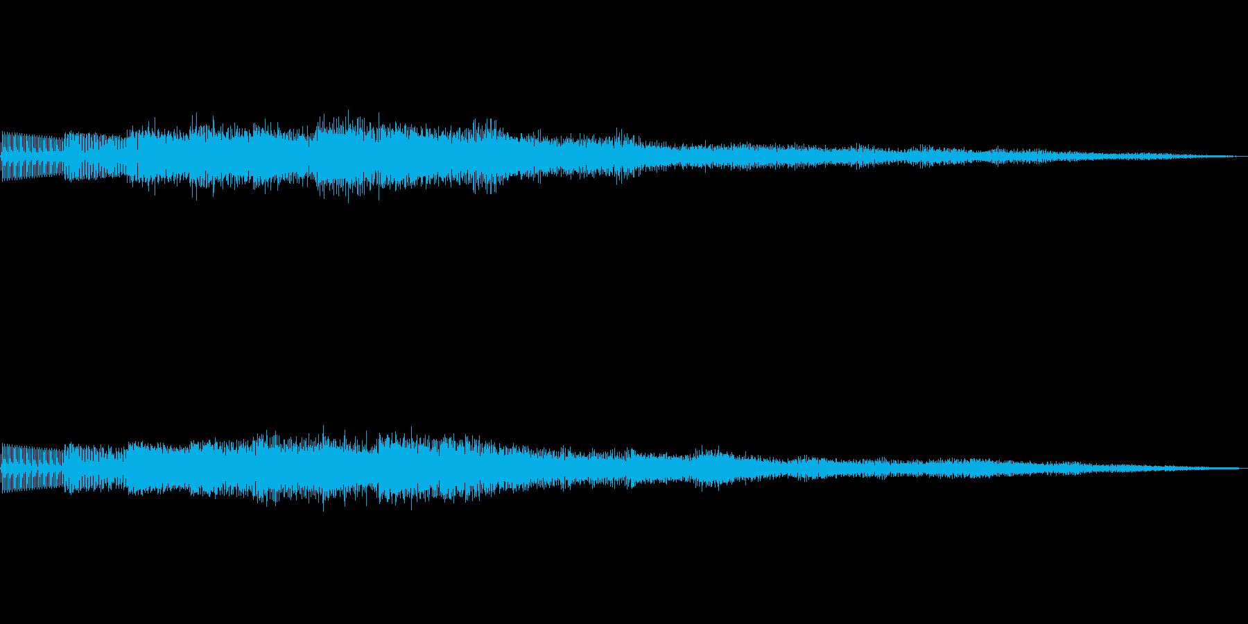 ピロリロリロリン レベルアップ発見 02の再生済みの波形