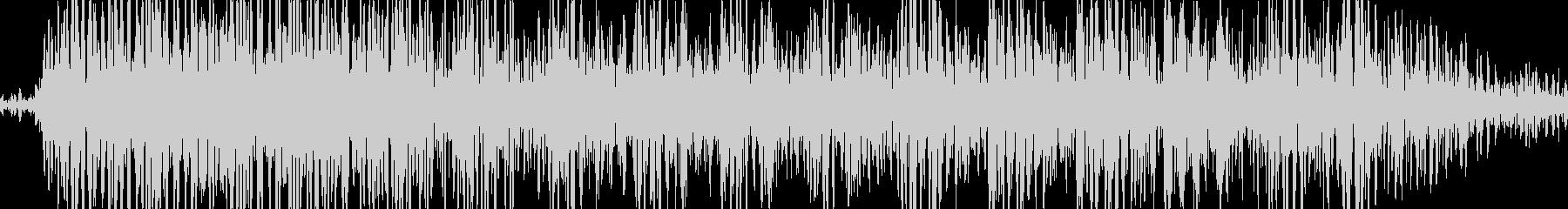 ガガガガ。ドリル・削岩機の音(短め)の未再生の波形