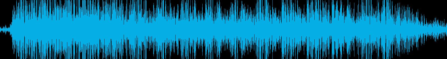ガガガガ。ドリル・削岩機の音(短め)の再生済みの波形