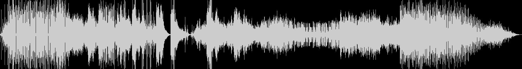 少しダークなエレクトロ クラブミュージ…の未再生の波形
