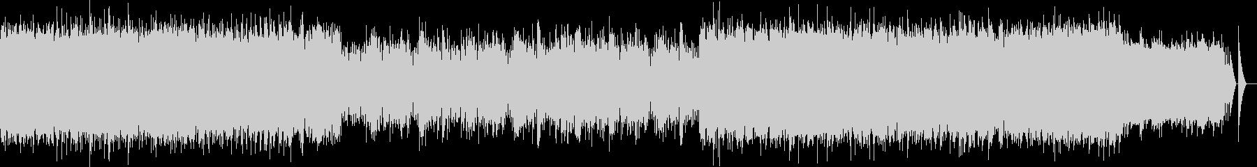 ショパン 幻想即興曲(オルゴール)の未再生の波形