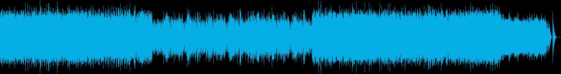 ショパン 幻想即興曲(オルゴール)の再生済みの波形