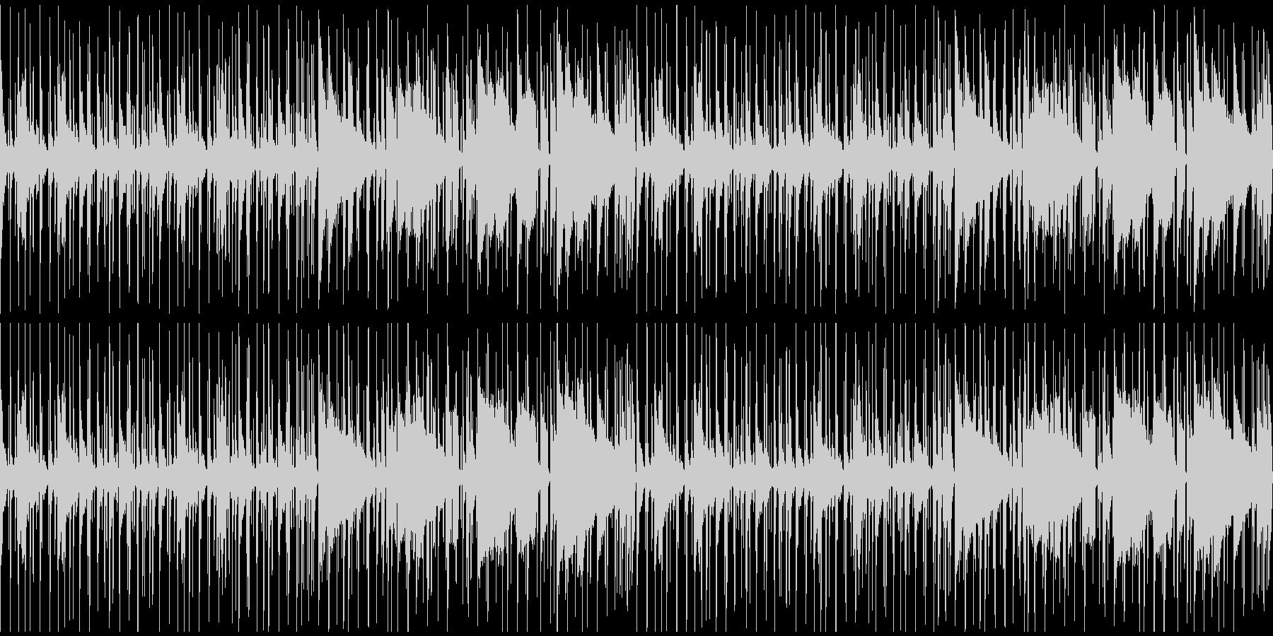 【ほのぼのオシャレな大人ジャズ】の未再生の波形