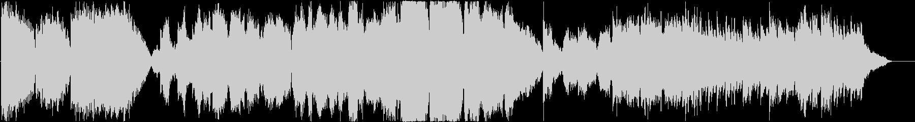 映像にオススメの切ないシーンに似合う曲の未再生の波形