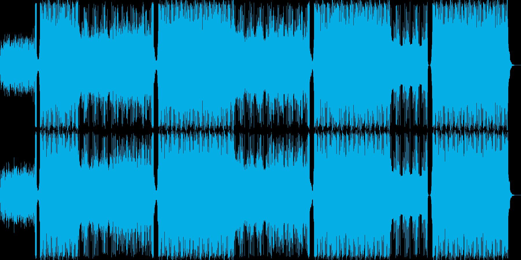 ヒップホップ/ダーク/クランク/#2の再生済みの波形