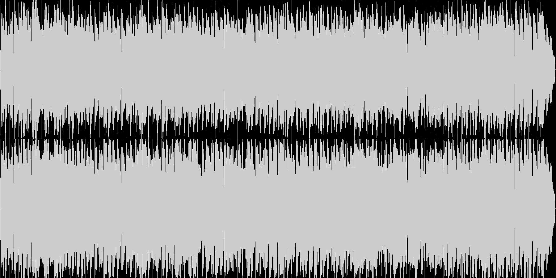 夏の海辺のラジオ音楽のようなBGM。の未再生の波形