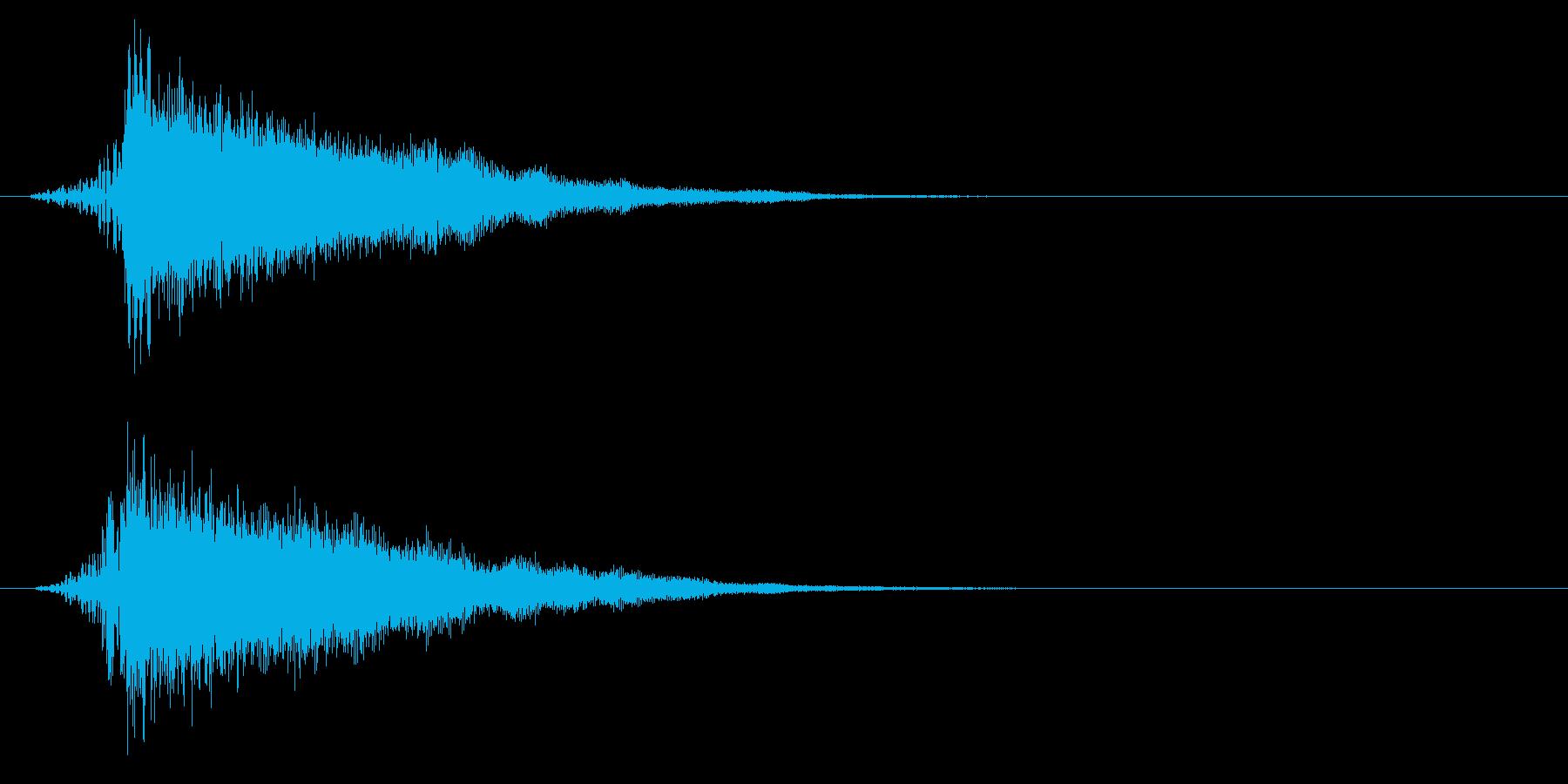 シャキーン☆星,輝き,特殊魔法に最適27の再生済みの波形