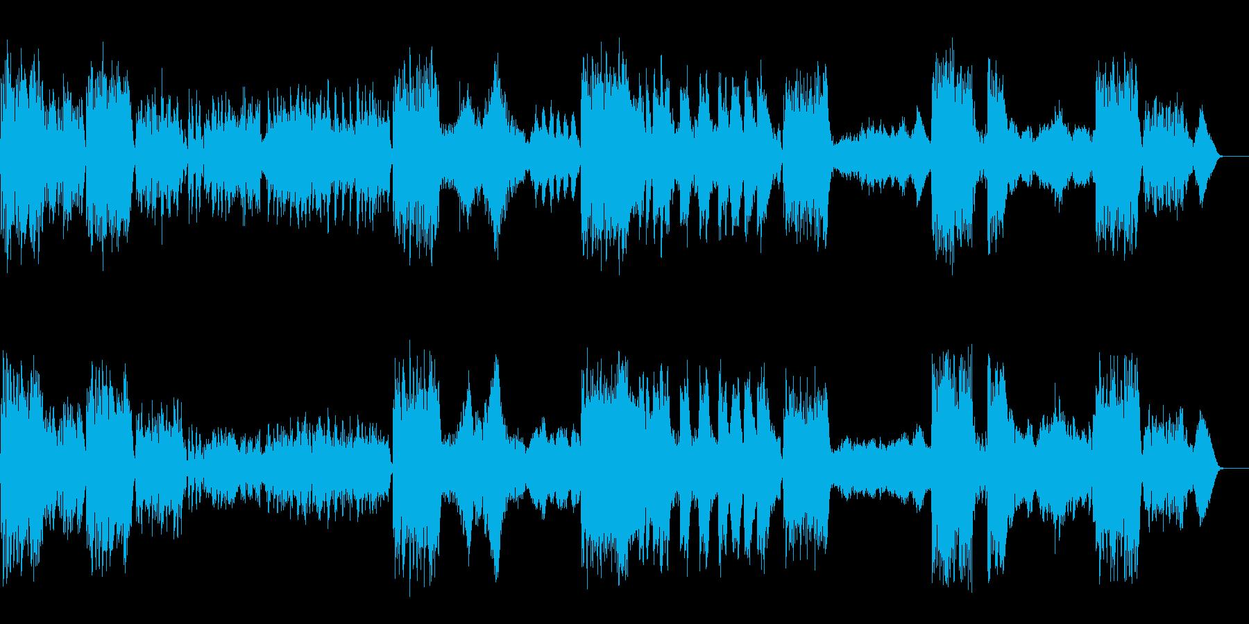 『春』 第1楽章  「四季」よりの再生済みの波形