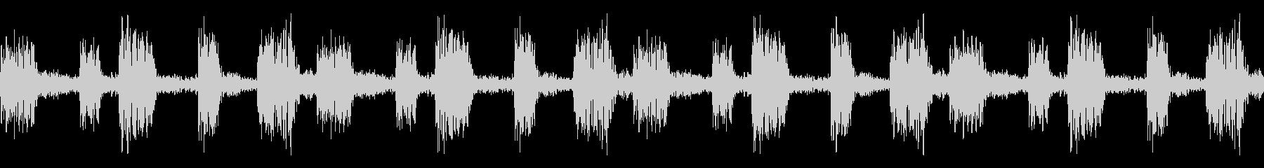 House コードシンセ 1 音楽制作用の未再生の波形
