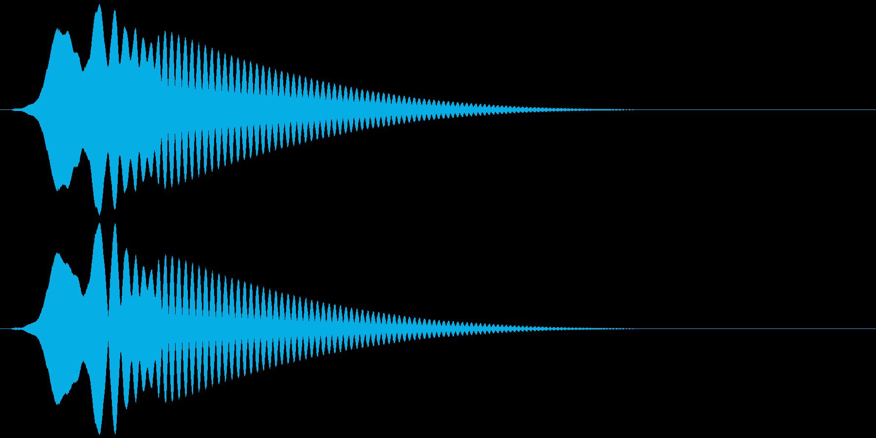 ジャンプ (ヒィィン)の再生済みの波形