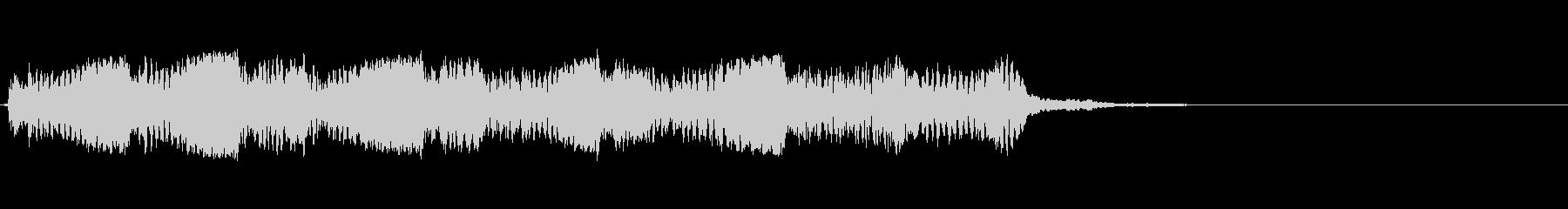 Guitarジングル8/BADBOYの未再生の波形