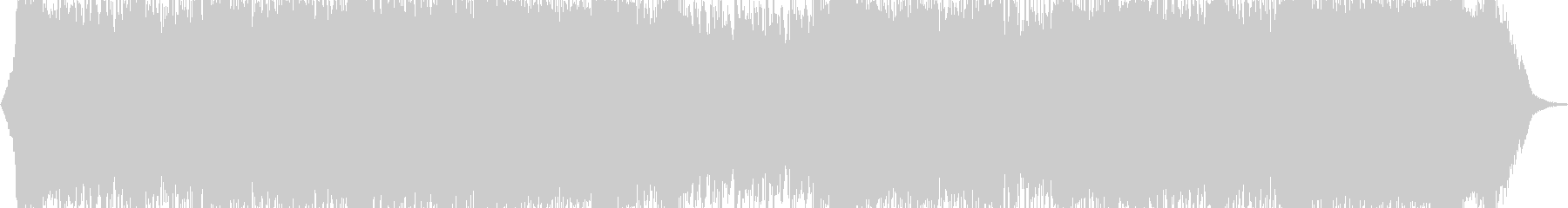オーケストラ壮大系戦闘BGM40の未再生の波形