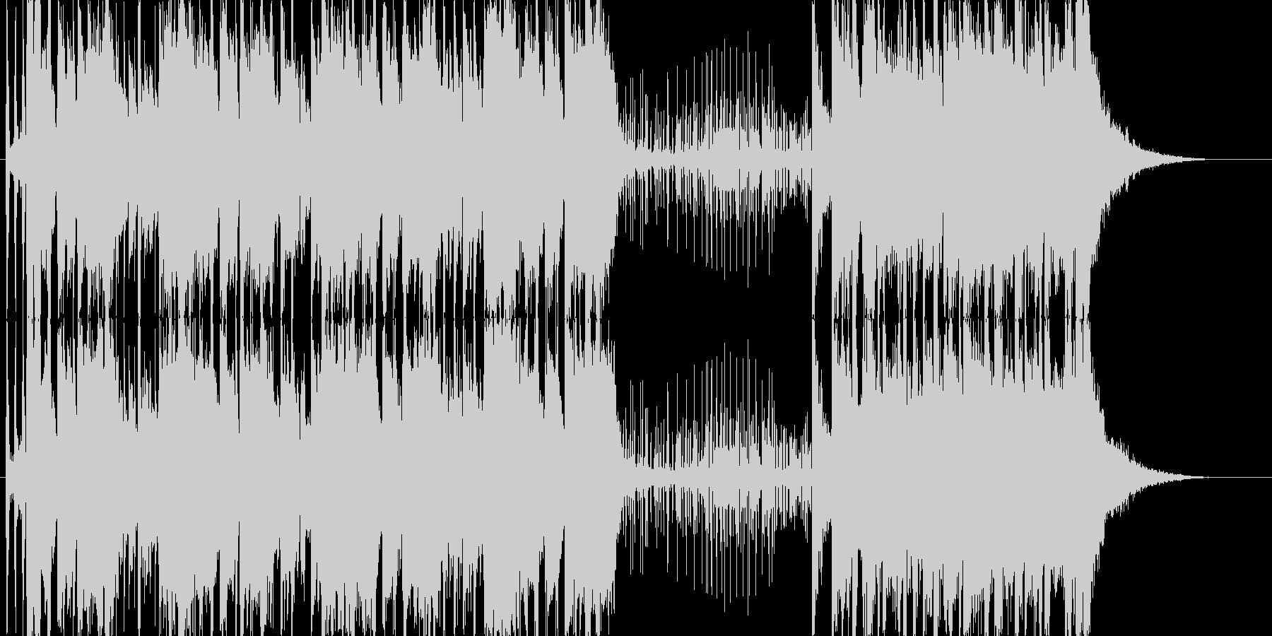 CM,ジングル,サウンドロゴ等にの未再生の波形
