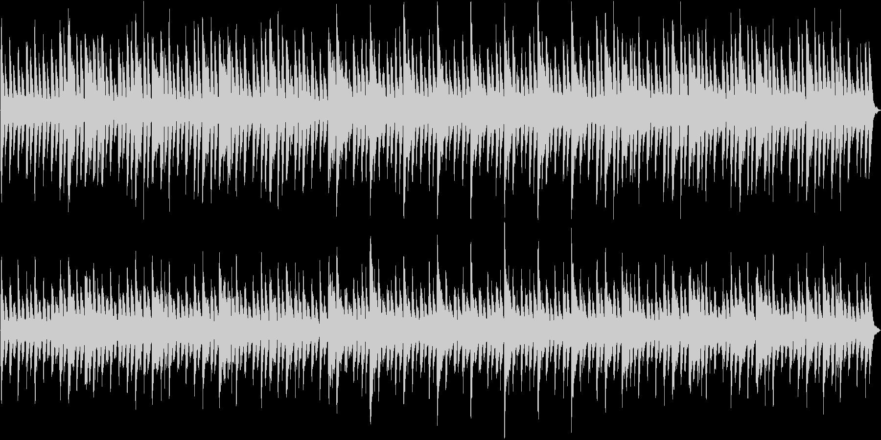 重厚なピアノを主体とした作戦会議BGMの未再生の波形