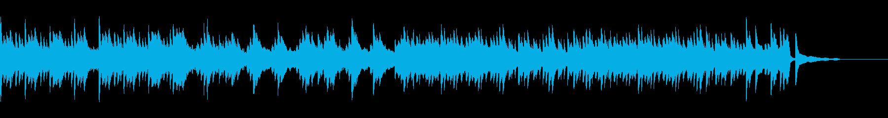 悲しい、切ないピアノ曲です。の再生済みの波形