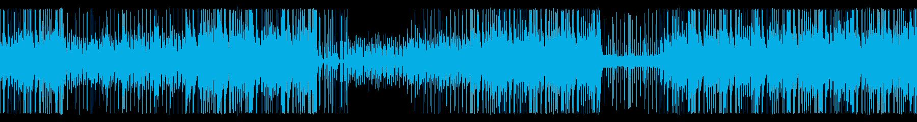 オーケストラ系Hip-Hop/Beat の再生済みの波形