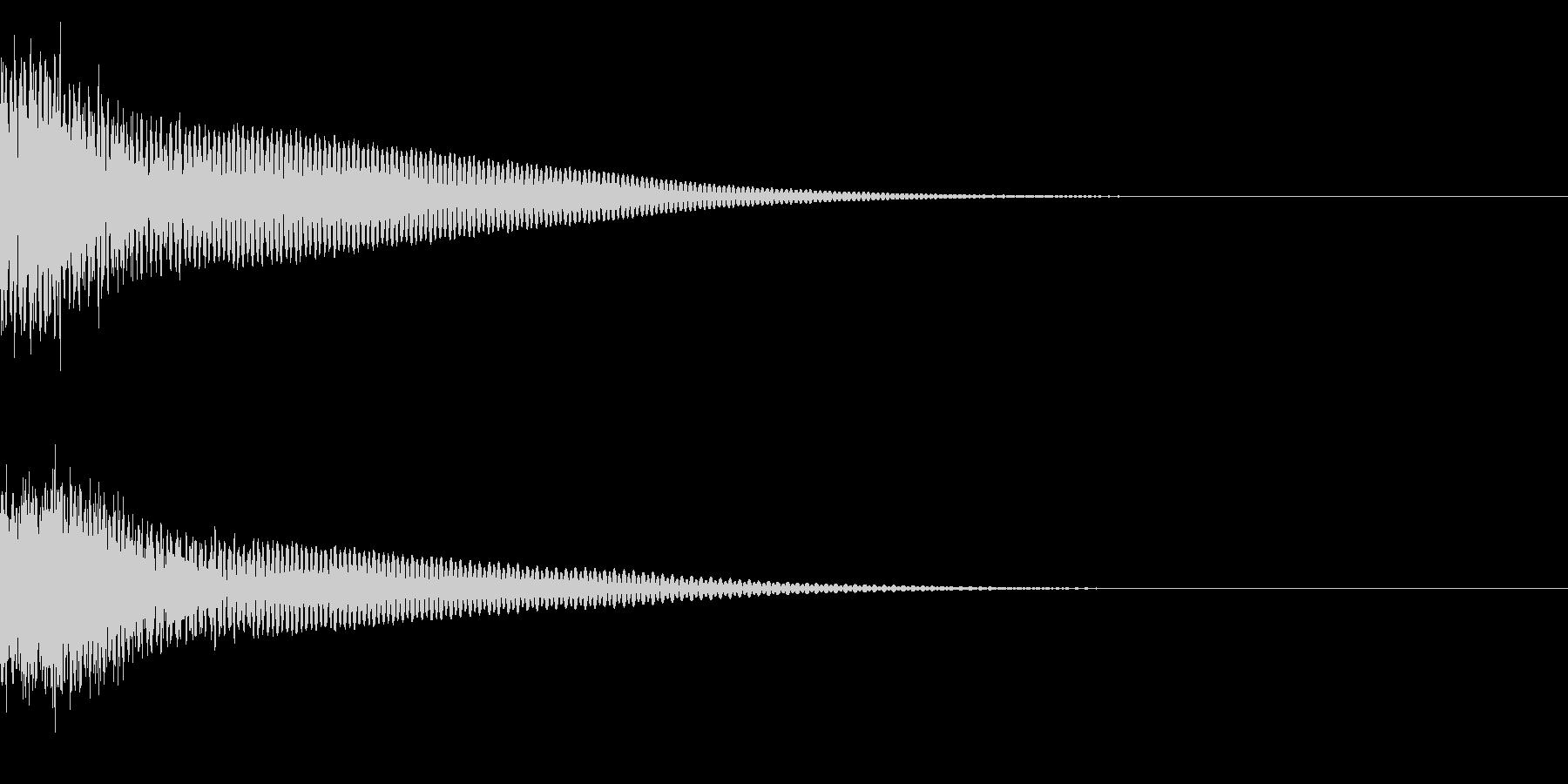 ジャン/出題/問題/注目の未再生の波形