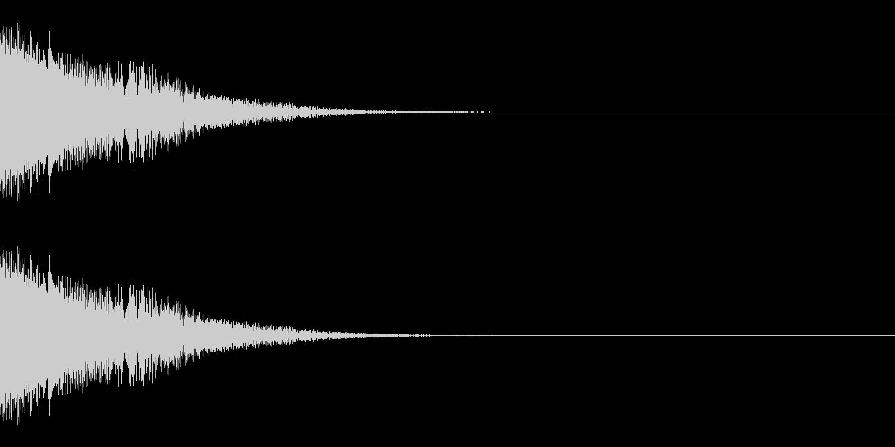 ドーン(ボス出現/強そう/バトル)の未再生の波形