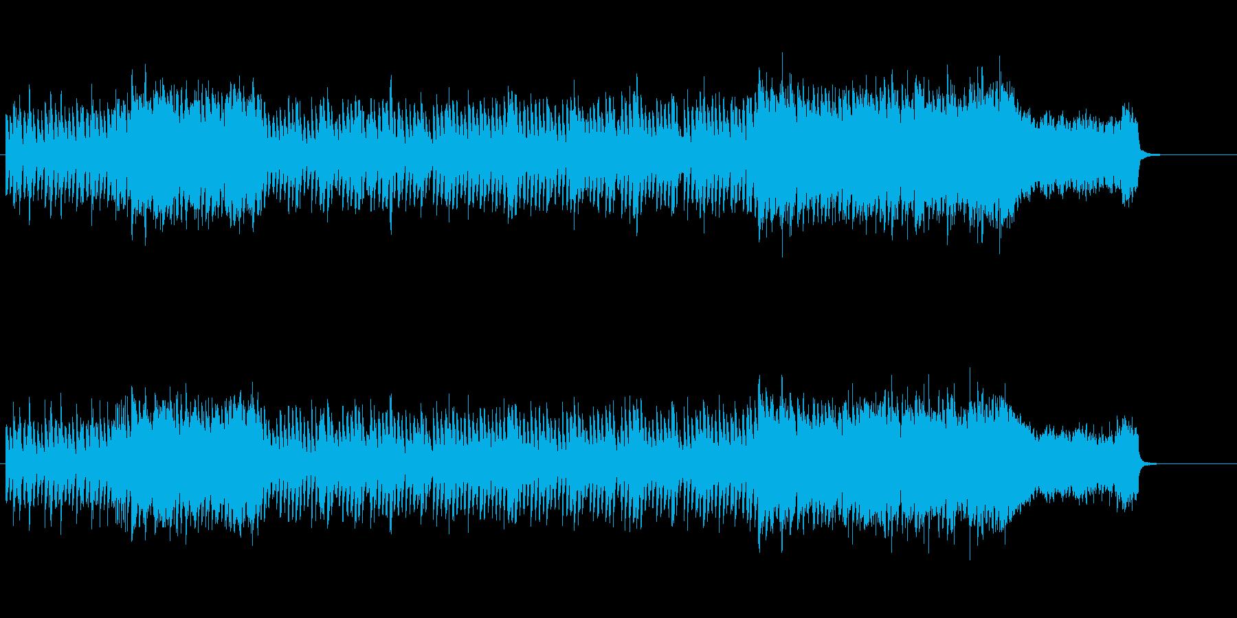 オリエンタルで怪しげなエレクトロ・ポップの再生済みの波形