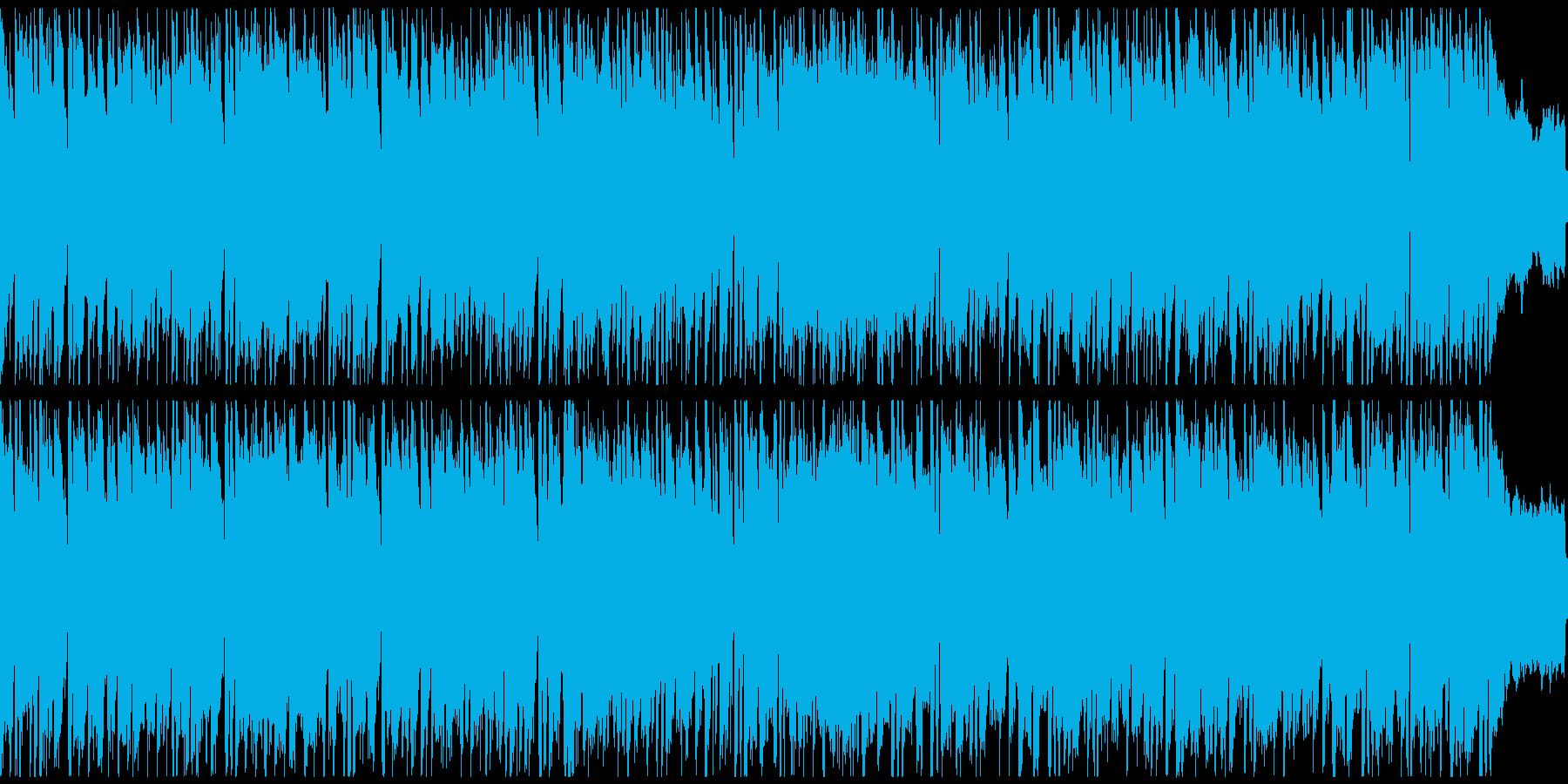 【かっこいい系】どんなに ピアノver.の再生済みの波形