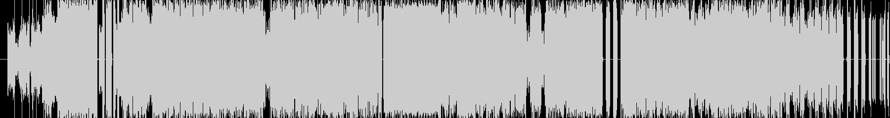 エレクトロハウス系の楽曲です。さまざま…の未再生の波形