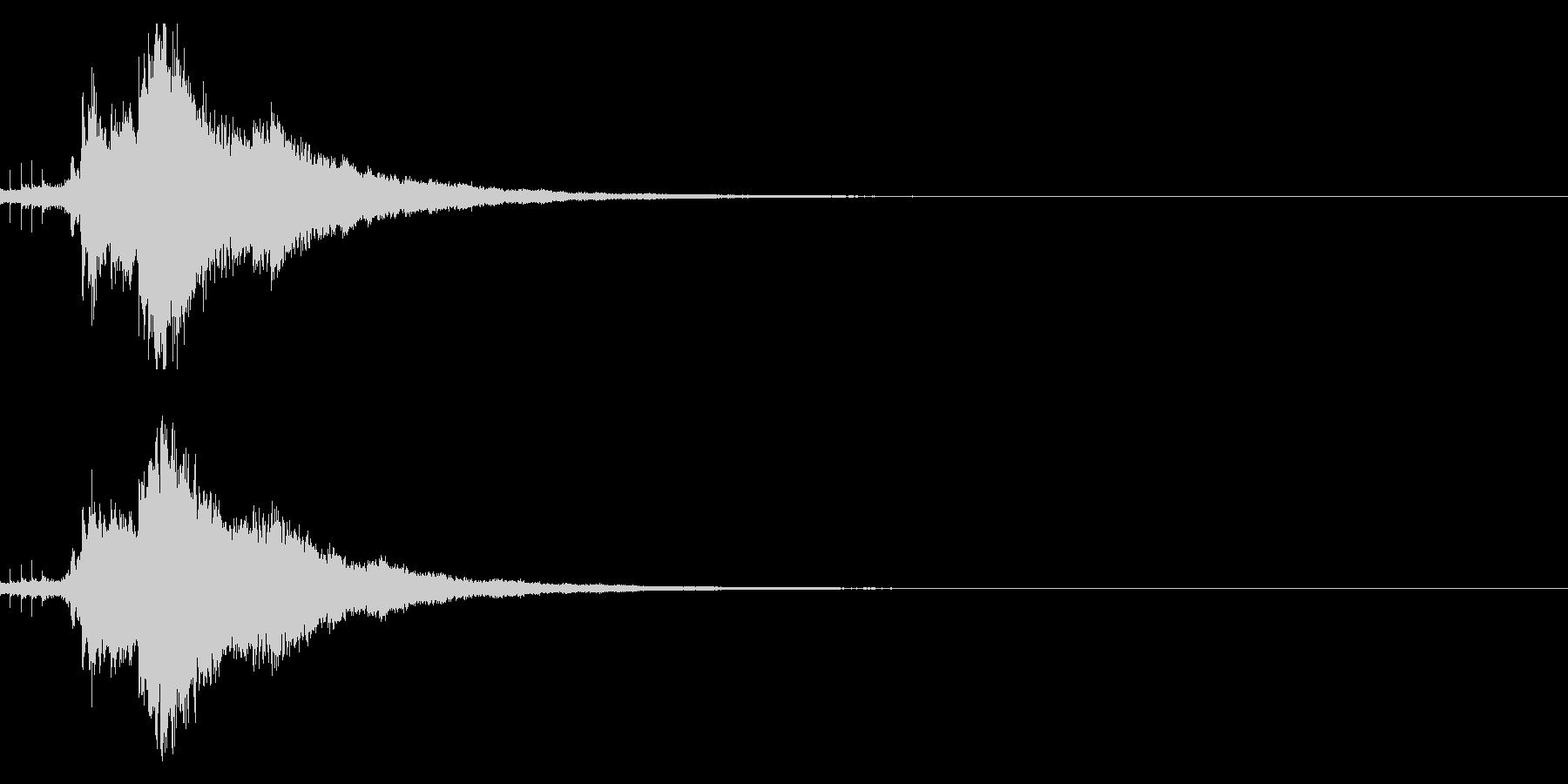 【キラキラ30】光や天使に最適な効果音!の未再生の波形
