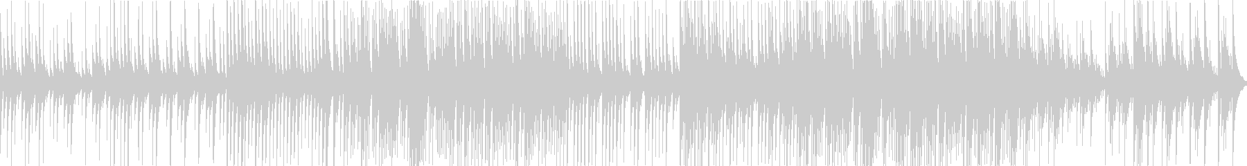 カノンのオルゴールアレンジ_ループokの未再生の波形