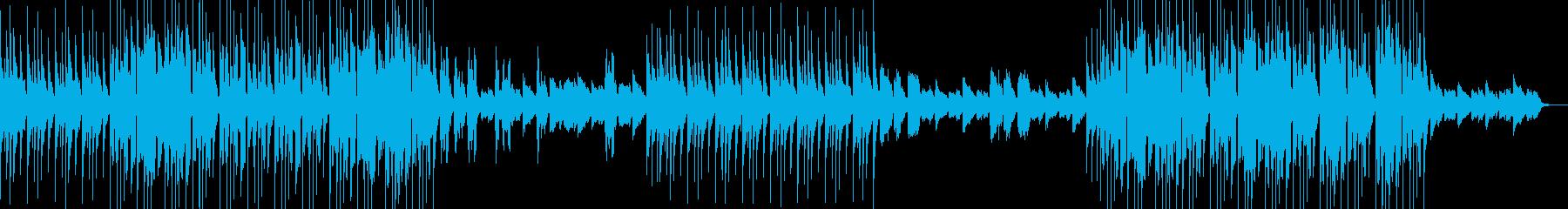 『凡庸』のどかなHIPHOPの再生済みの波形