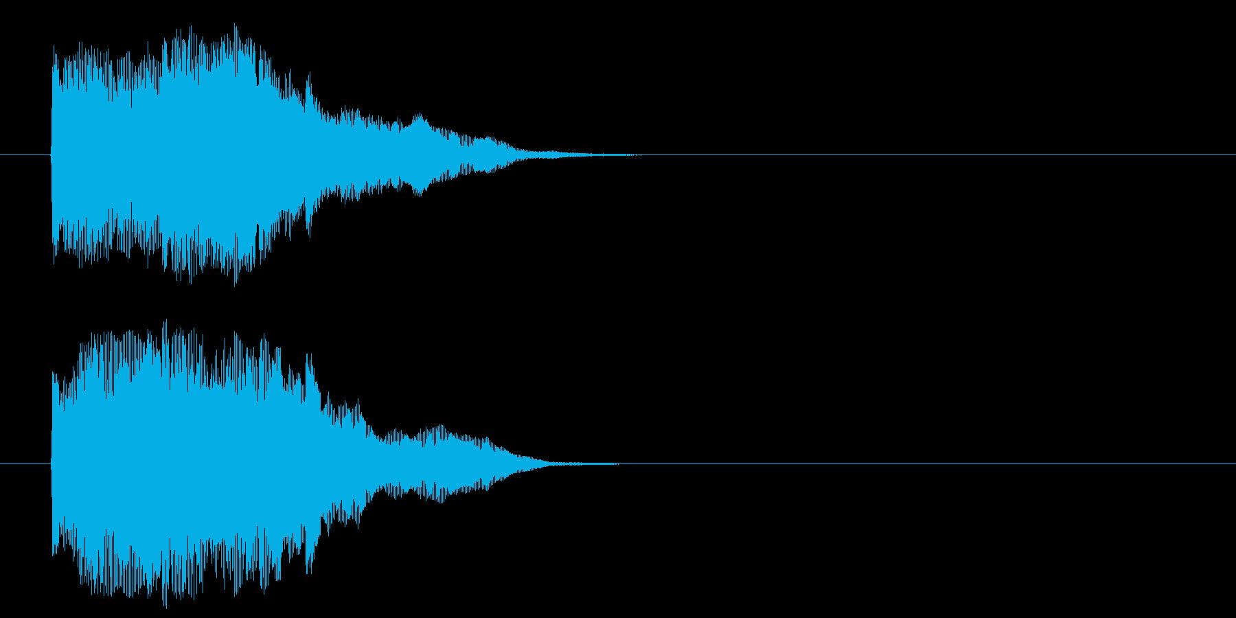 科学 緊張 情報 ドキュメントの再生済みの波形