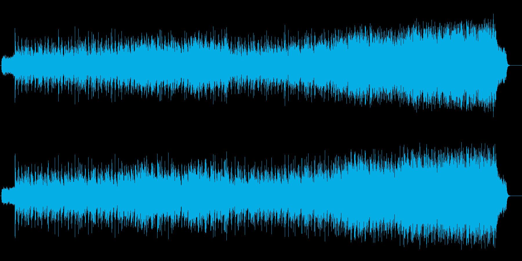 胸の高まりを感じる甘いラヴ・バラードの再生済みの波形