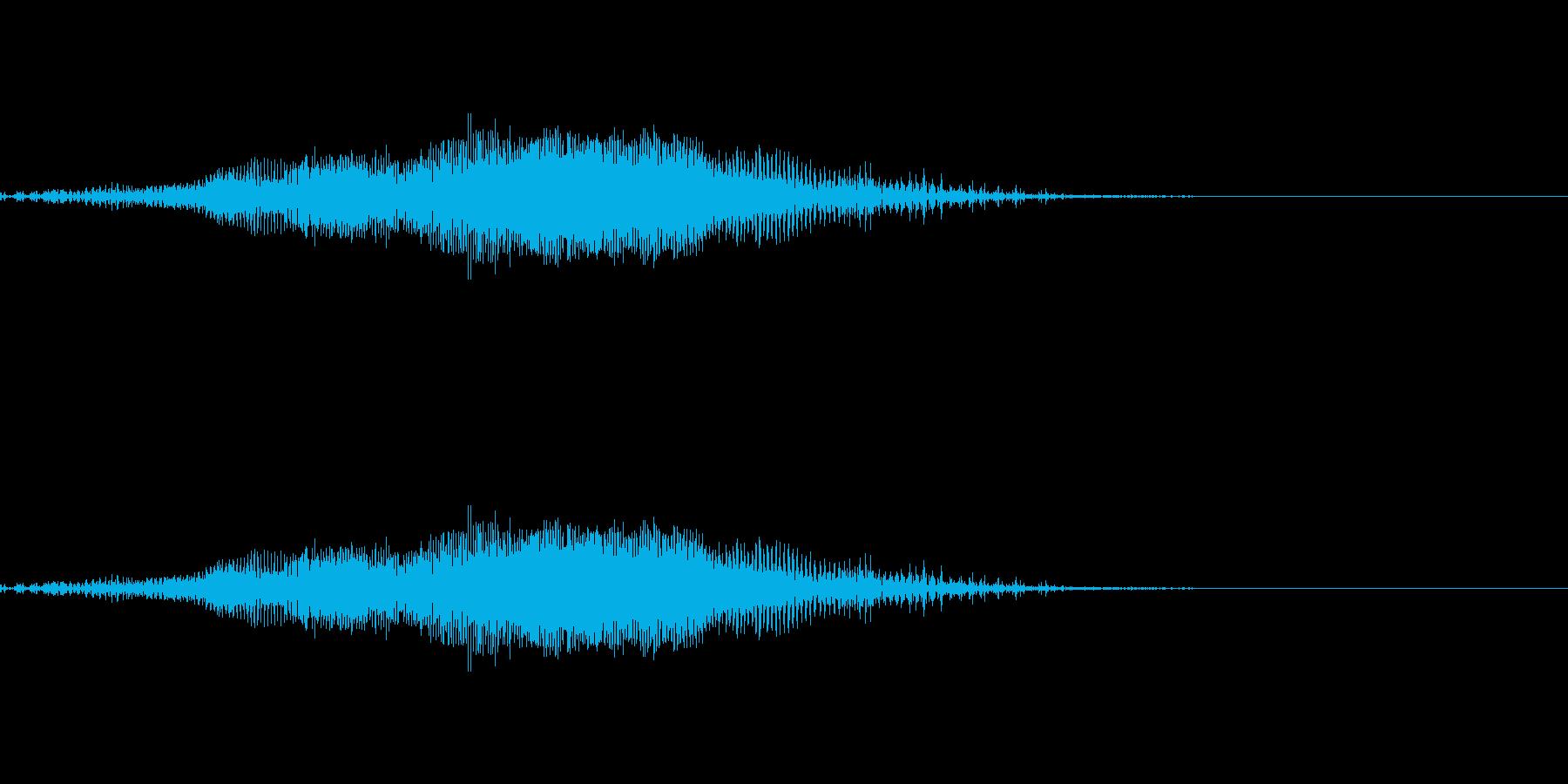 チャック_ファスナー_ジッパー開閉_03の再生済みの波形