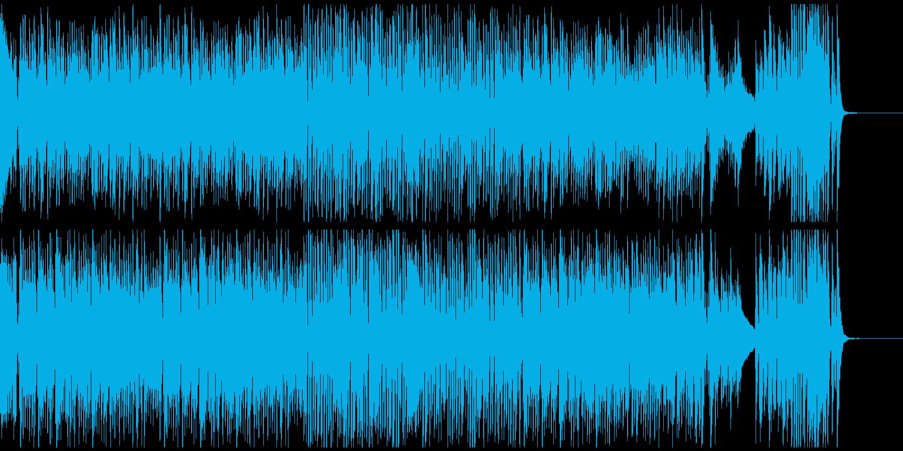 ショパンの幻想即興曲 ラグタイムアレンジの再生済みの波形