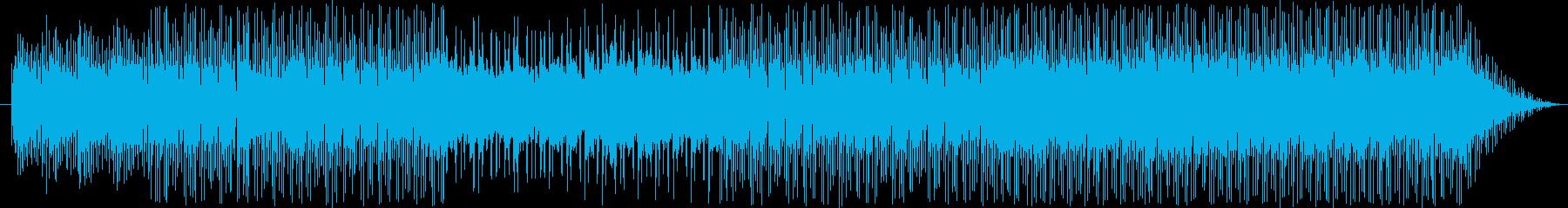 古楽器とラテンのコラボの再生済みの波形