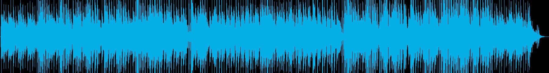 エレガット生録(Bossa Nova)の再生済みの波形