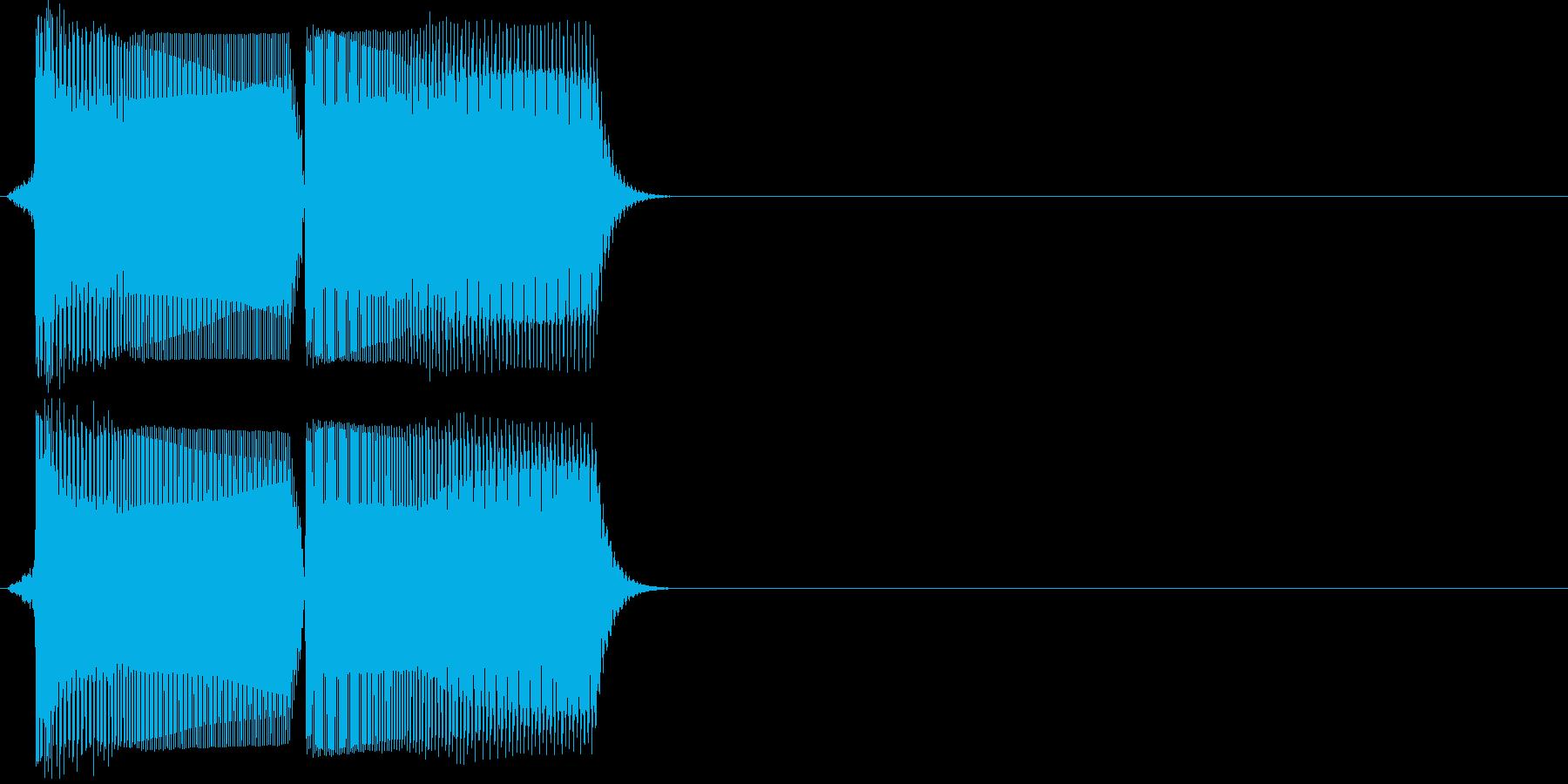 ワーヨ(ゲーム、ロボ、アプリ)の再生済みの波形