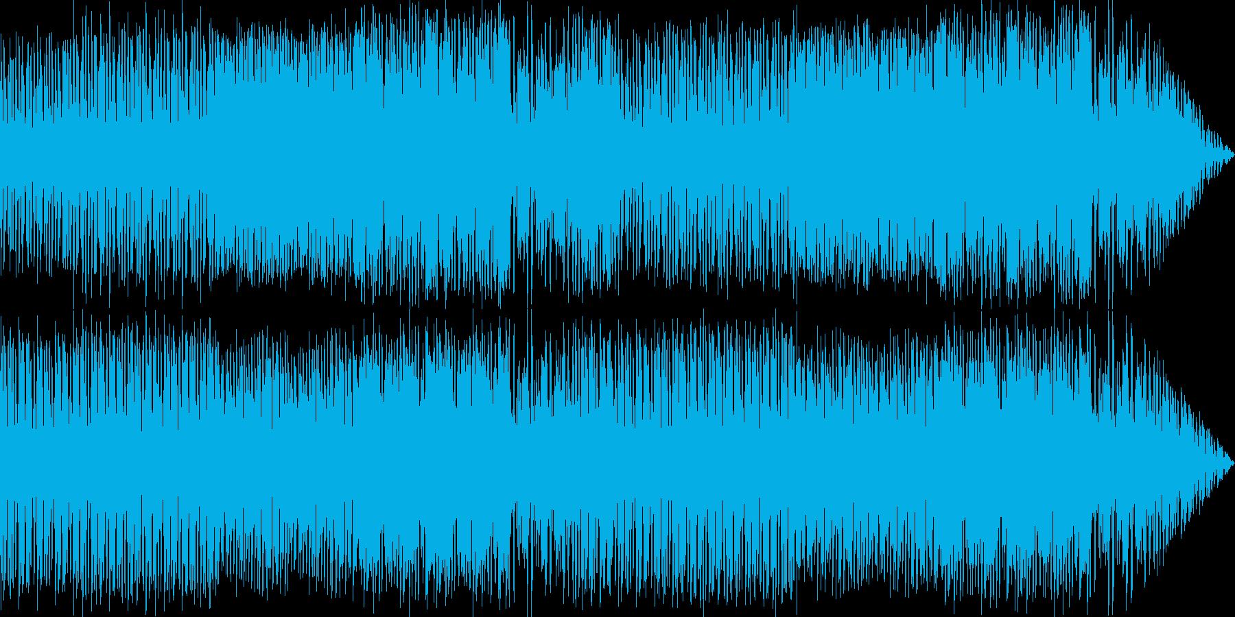 ファンタジーRPGのバトルをイメージし…の再生済みの波形