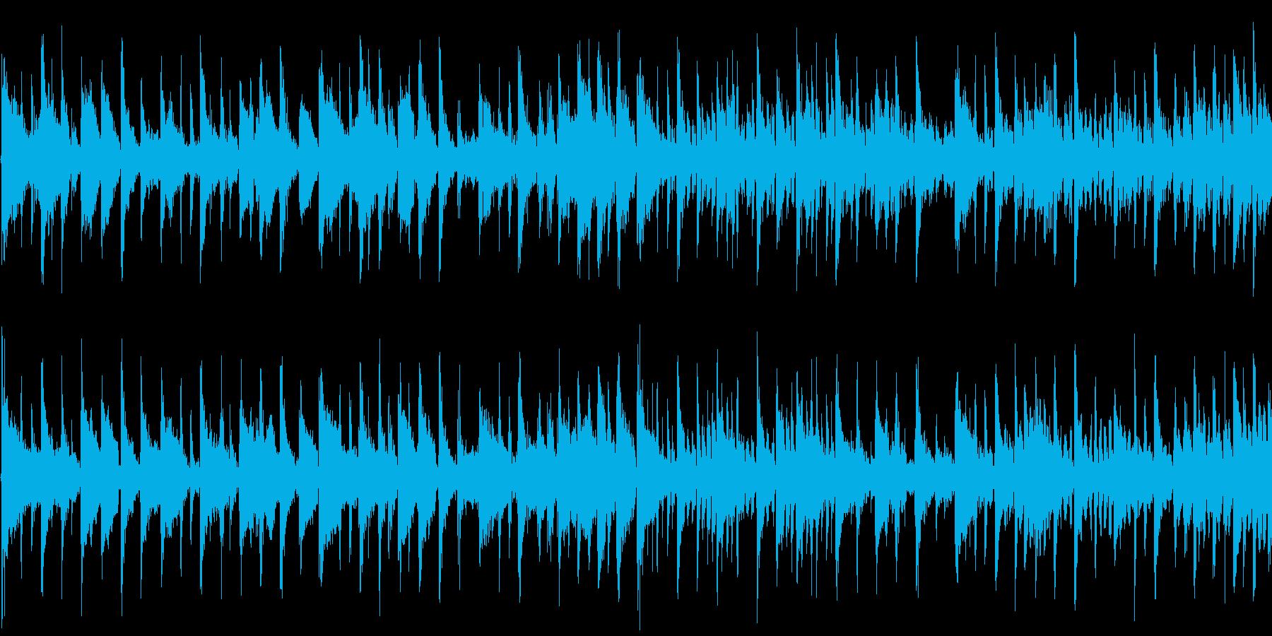 【ロマンチック/エレクトロ/JAZZ】の再生済みの波形
