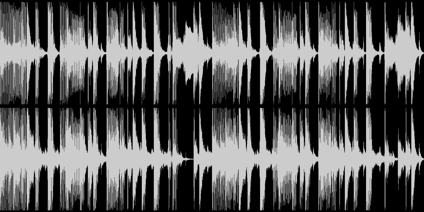 ループ。バンドサウンド。70年代風。_の未再生の波形