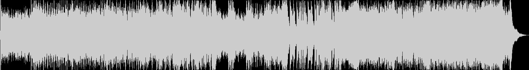 オーケストラ戦闘BGM37の未再生の波形
