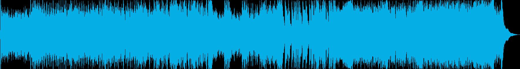 オーケストラ戦闘BGM37の再生済みの波形