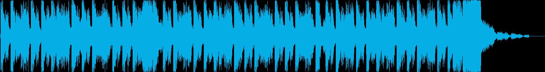 ゲーム・映像などエレクトロ系・EDMな…の再生済みの波形
