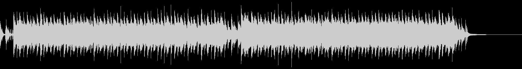 エレキウクレレとエレクトロが融合した曲…の未再生の波形