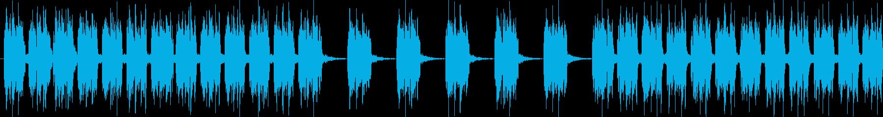 不思議なショップBGM (ループ仕様)の再生済みの波形